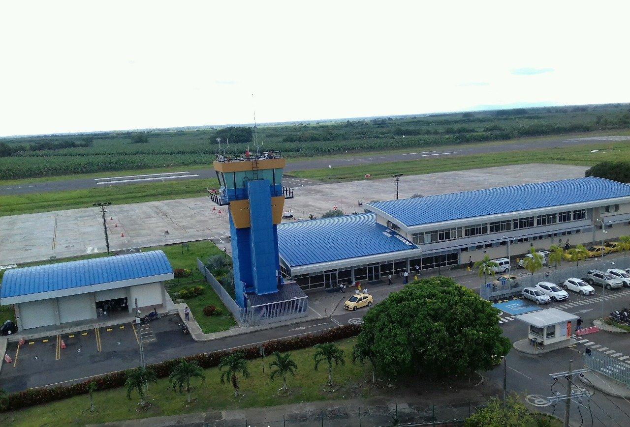 Aeropuerto Antonio Roldan Betancourt de Carepa