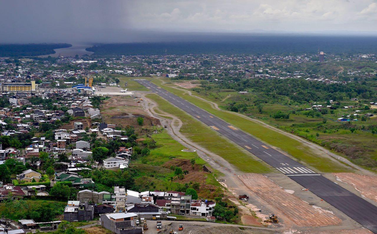 Aeropuerto El Caraño de Quibdó
